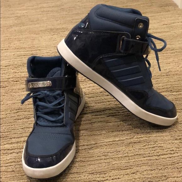 adidas Shoes | Adidas Navy Blue High